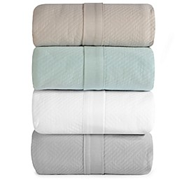 Liviana Cotton Triple Knit Blanket