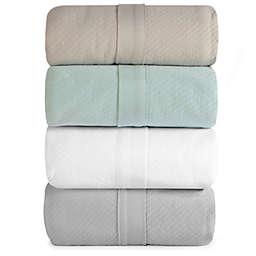 Liviana Cotton Triple Knit Blanket