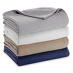 Pure Beech® Zero Twist Cotton/Modal Blanket