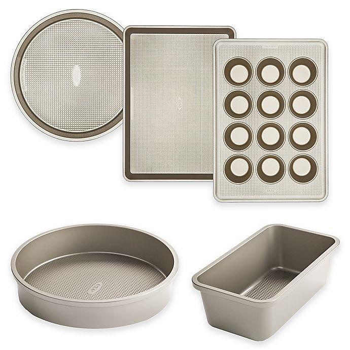 Alternate image 1 for OXO Good Grips® Pro Nonstick 5-Piece Bakeware Set