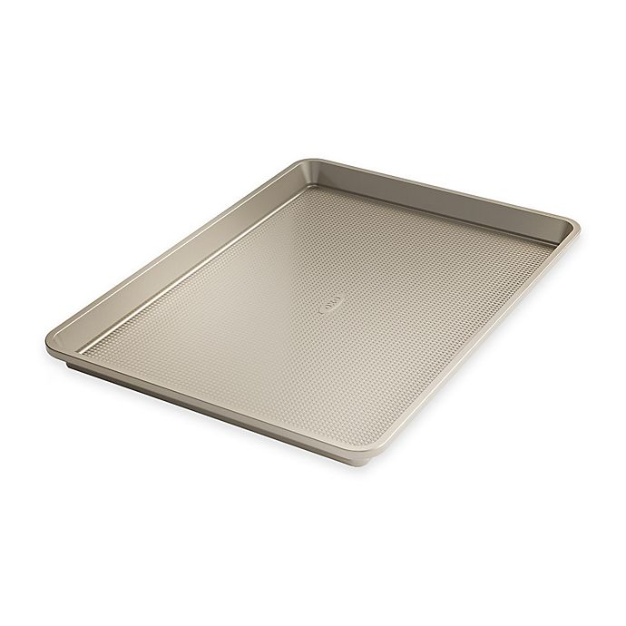 Alternate image 1 for OXO Good Grips® Pro Nonstick 13-Inch x 18-Inch Jelly Roll Pan