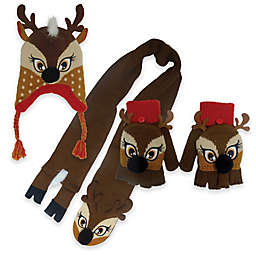 Christmas Reindeer Cold Weather Apparel