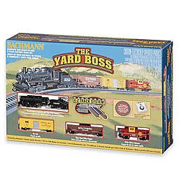 Bachmann Trains Yard Boss N Scale Ready To Run Electric Train Set