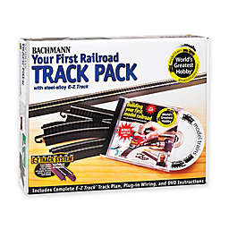 Bachmann Trains E-Z Track® 45-Piece Deluxe Track Pack HO Scale