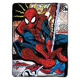 Marvel® Spider-Man Origins Micro-Raschel Throw