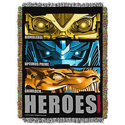 """Transformers"" Hero Slash Tapestry Throw"