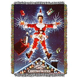 """""""National Lampoon's Christmas Vacation"""" Shocking Chevy Tapestry Throw"""