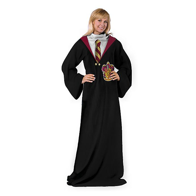 Alternate image 1 for Warner Bros® Harry Potter Hogwarts Rules Adult Comfy Throw™ by The Northwest Company