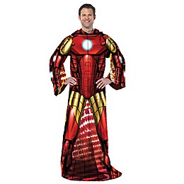 Marvel® Being Iron Man Adult Comfy Throw™ by The Northwest Company