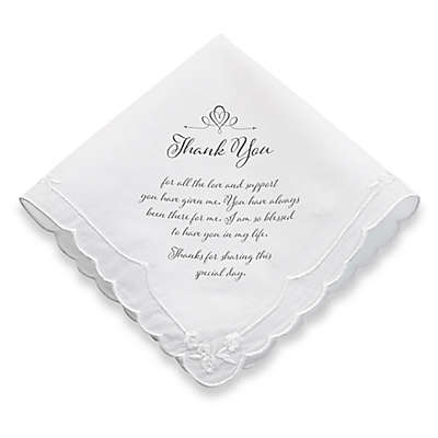 Lillian Rose™ Thank You Women's Hankie