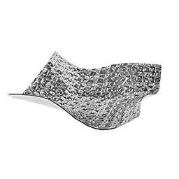 Wendell August Cubist Aluminum Bowl