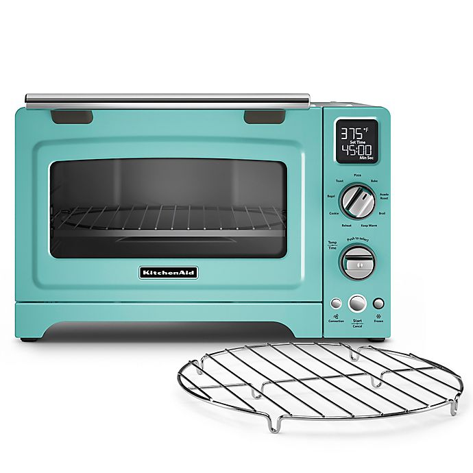 Kitchenaid 174 12 Inch Convection Digital Countertop Oven