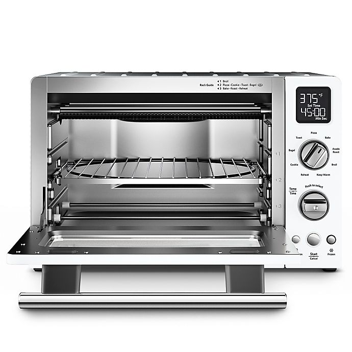 Alternate image 1 for KitchenAid® 12-Inch Convection Digital Countertop Oven in White