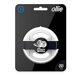 Ollie Flux Hubs in White
