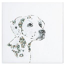Dalmatian Canvas Wall Art