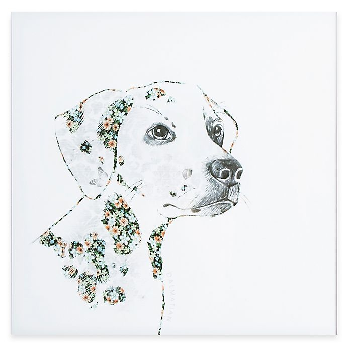 Alternate image 1 for Dalmatian Canvas Wall Art