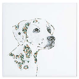 Dalmatian Canvas Wall Art