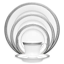 Noritake® Crestwood Platinum Dinnerware Collection
