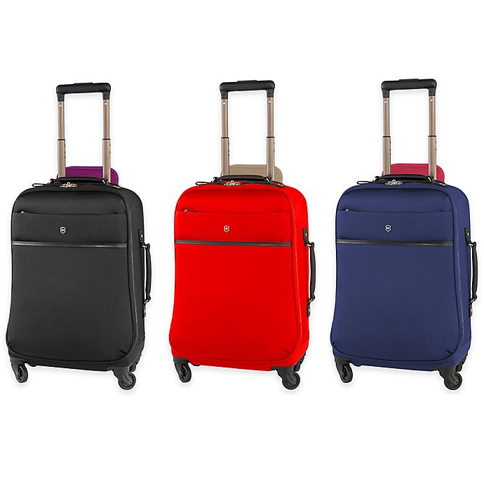 Alternate image 1 for Victorinox® Victoria Ambition 20-Inch 4-Wheel Carry On Spinner