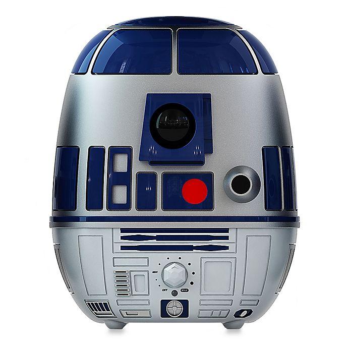 Alternate image 1 for Disney® Star Wars™ R2D2™ Ultrasonic Cool-Mist Humidifier in Blue/White