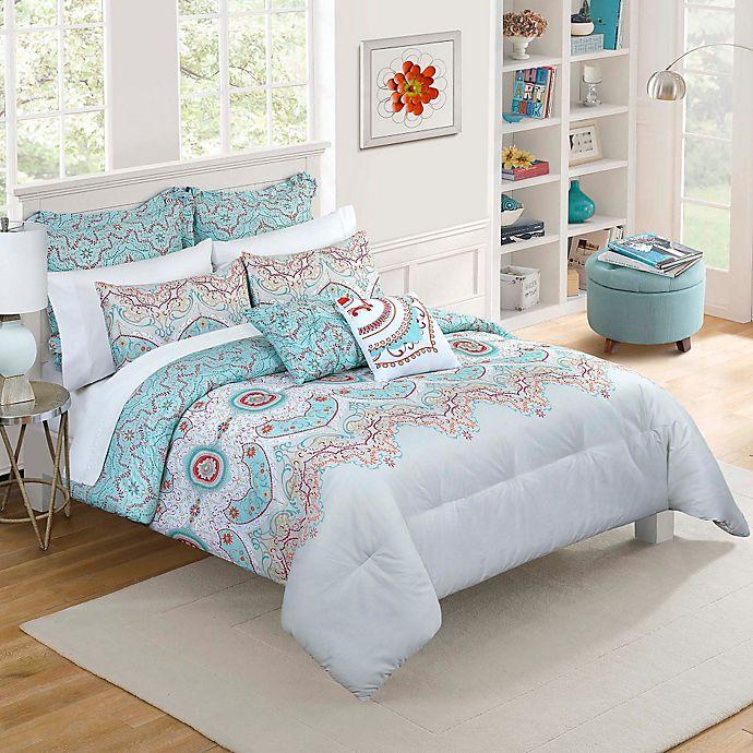 Cordova Bedroom Set: Vue® Cordova Reversible Comforter Set