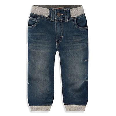 Levi's® Waverly Knit Denim Jogger Pant in Blue