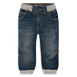 Levi's® Size Waverly Knit Denim Jogger Pant in Blue