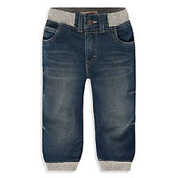 Levi's® Size Waverly Knit Denim Jogger Pant in Blue
