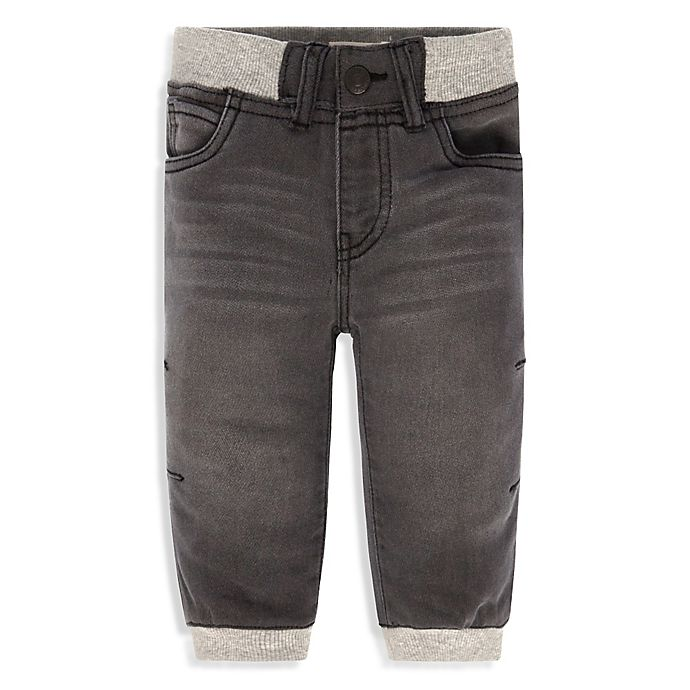 Alternate image 1 for Levi's® Pebble Jogger Pant in Grey