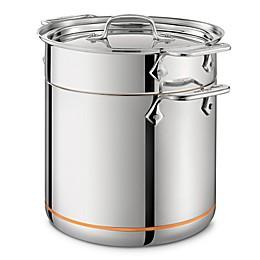 All-Clad Copper Core® 7 qt. Pasta Pentola