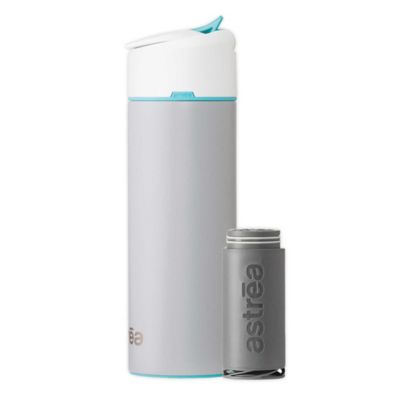 astrea One® 20 oz. Filtered Water Bottle in Grey/Blue