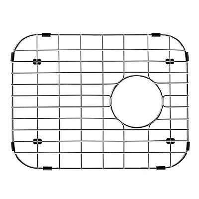 Vigo 15.5-Inch x 12-Inch Kitchen Sink Bottom Grid in Polished Chrome