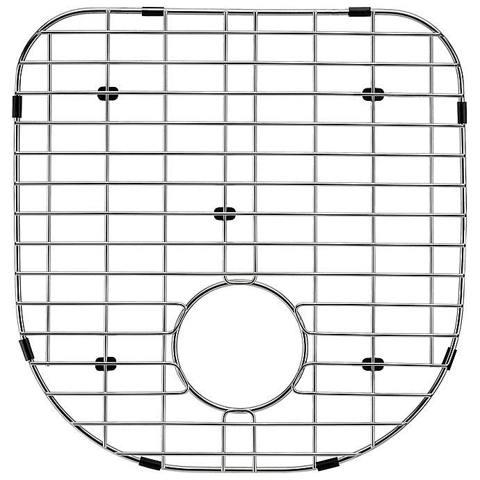 Alternate image 1 for Vigo 15.8-Inch x 15-Inch Kitchen Sink Bottom Grid in Polished Chrome