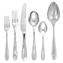 Ginkgo Starlight 42-Piece Flatware Set