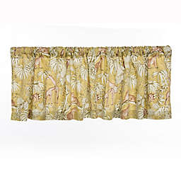 Glenna Jean Cape Town Window Valance in Green