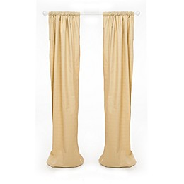 Glenna Jean Cape Town Window Curtain Panels in Aloe (Set of 2)