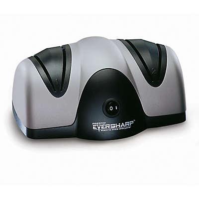 Presto® EverSharp® Electric Knife Sharpener in Black/Grey
