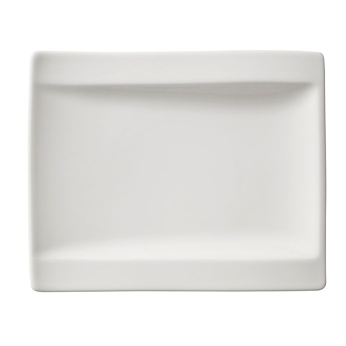 Alternate image 1 for Villeroy & Boch New Wave White Appetizer Plate