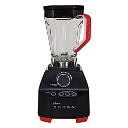 Oster® Versa Performance Blender with 64 oz. Low Profile Jar in Black/Red