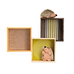 Glenna Jean Dylan 5-Piece Wooden Shadow Box Set