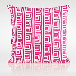 Glenna Jean Millie Geometric Throw Pillow