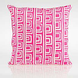 Glenna Jean Millie Geometric Throw Pillow