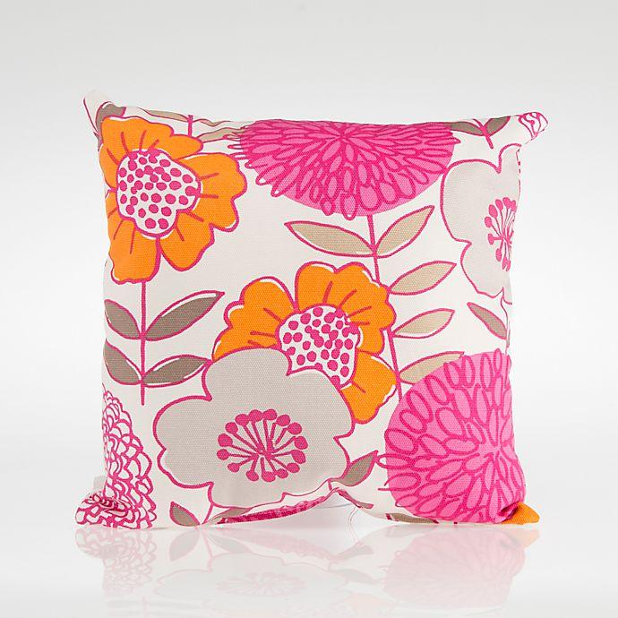 Alternate image 1 for Glenna Jean Millie Floral Throw Pillow