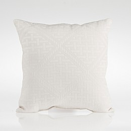 Glenna Jean Millie Throw Pillow in Grey