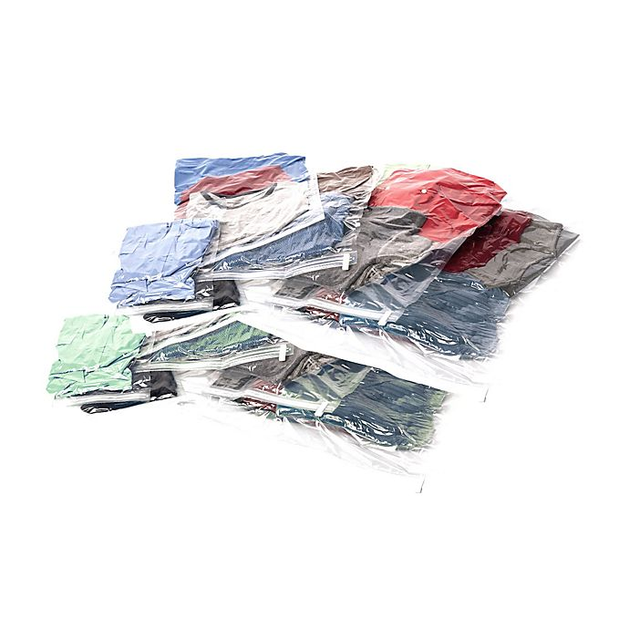Alternate image 1 for Samsonite® 12-Pack Travel Compression Bag Kit