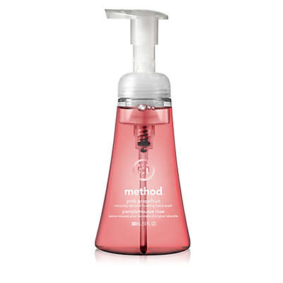 Method® 10 oz. Foaming Hand Soap in Pink Grapefruit