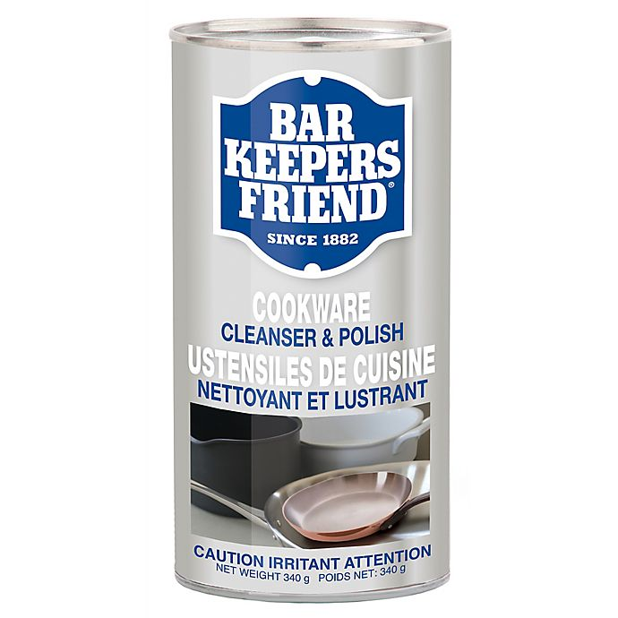 Alternate image 1 for Bar Keeper's Friend® 12 oz. Cookware Cleaner and Polish
