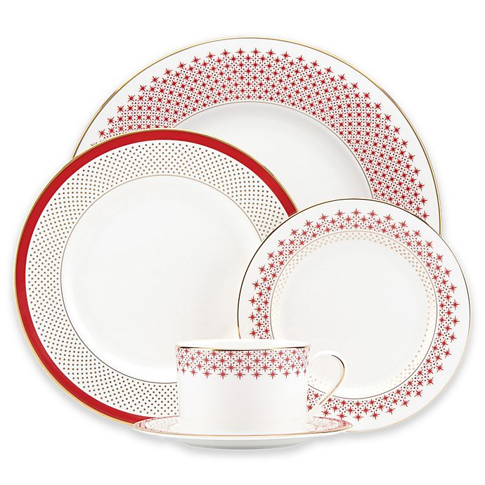 Alternate image 1 for kate spade new york Jemma Street™ Dinnerware Collection