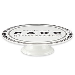 Lenox® Bistro Place Footed Cake Plate