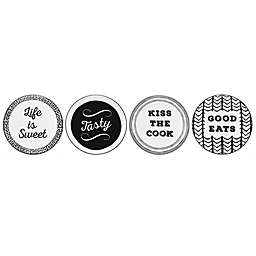 Lenox® Bistro Place Tidbit Plates (Set of 4)